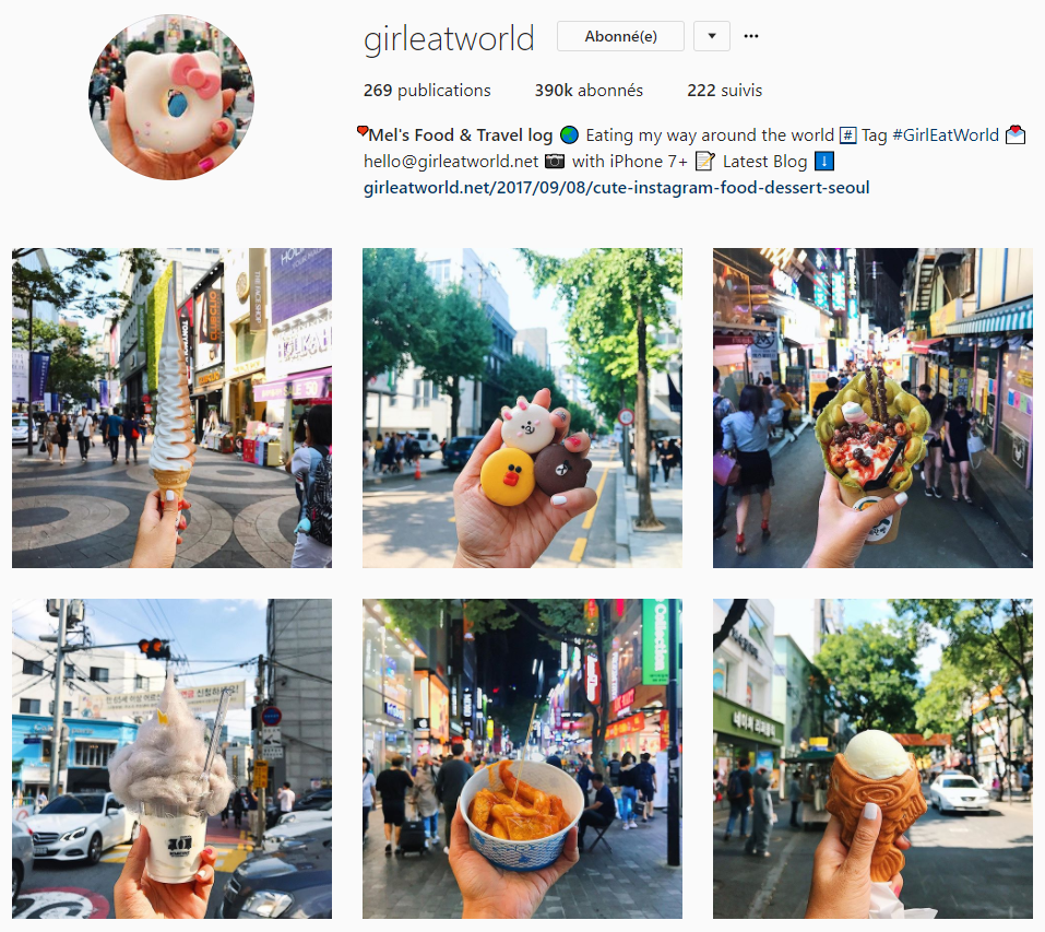 girleatworld instagram