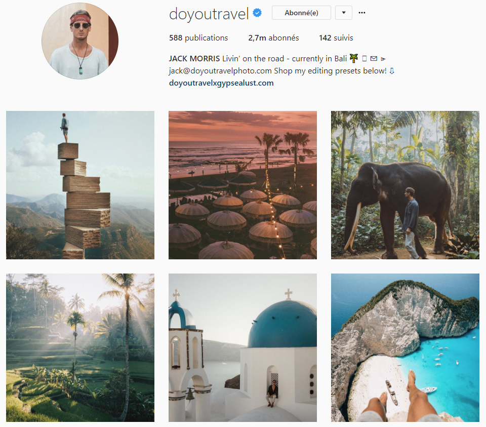 doyoutravel instagram
