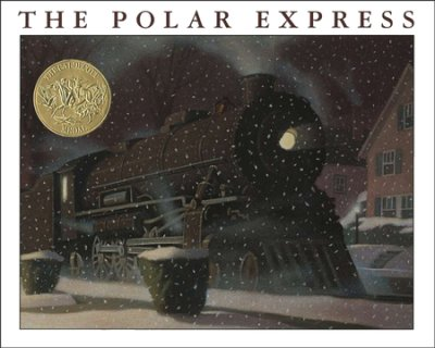 the-polar-express-Chris-van-Allsburg