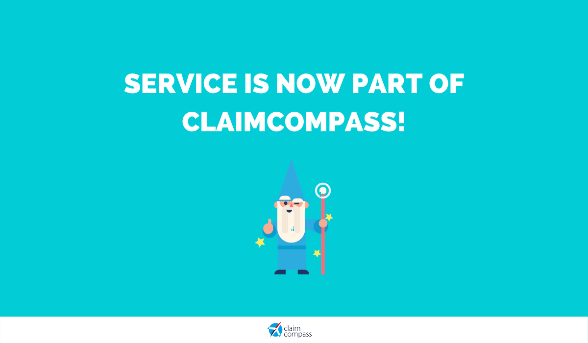 Service becomes part of ClaimCompass